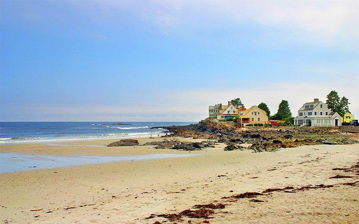 maine beaches kennebunk beach 8 playas mejor valoradas en Maine