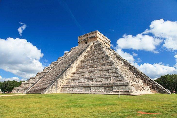 mexico best mayan ruins chichen itza 12 mejores ruinas mayas en México