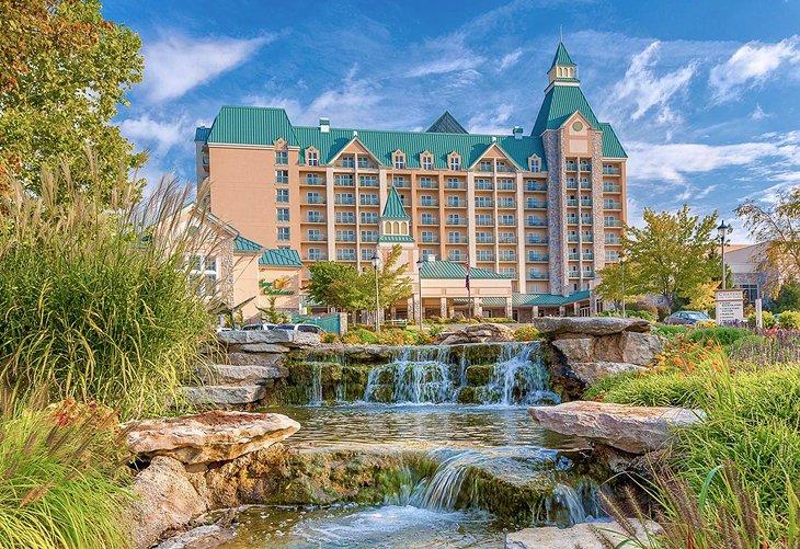 missouri branson resorts chateau on the lake resort spa convention center 13 resorts mejor calificados en Branson, Missouri