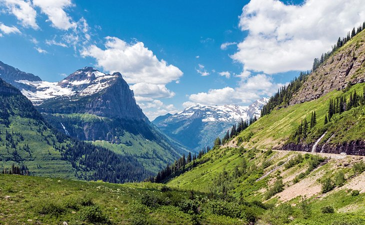 montana in pictures most beautiful places to visit going to the sun road Montana en imágenes: 15 hermosos lugares para fotografiar