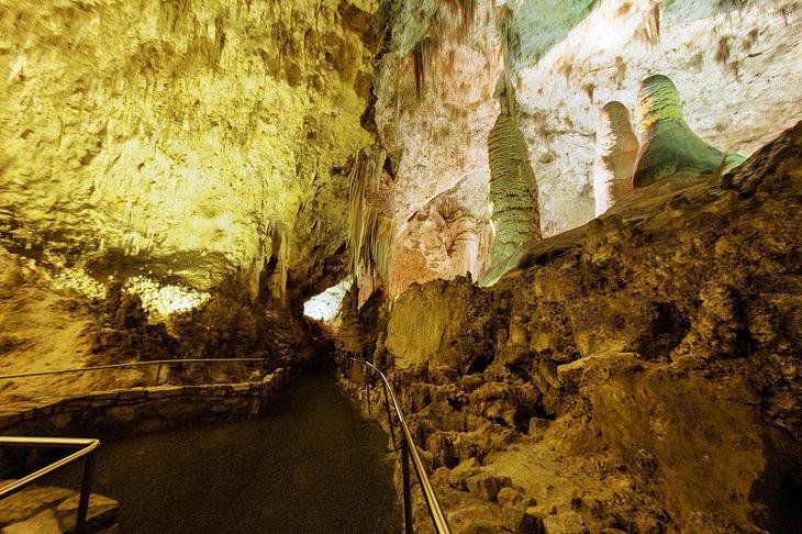 new mexico Carlsbad caverns 15 atracciones turísticas mejor valoradas en Nuevo México