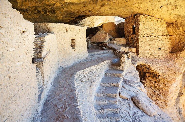 Monumento Nacional Gila Cliff Dwellings