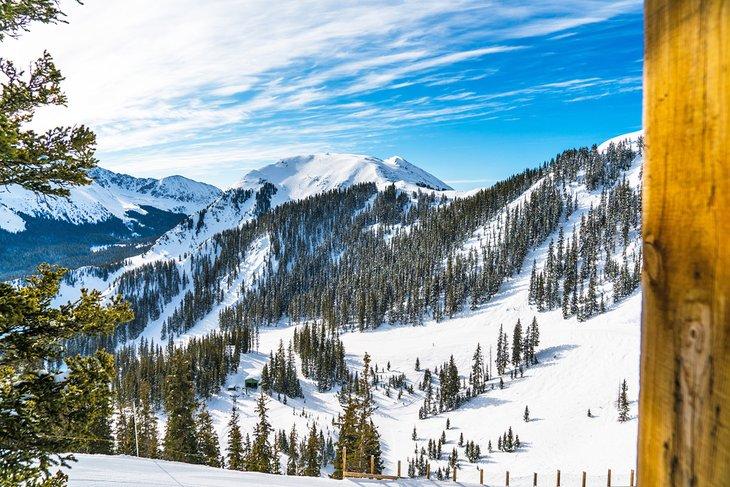 new mexico top ski resorts taos ski valley 8 mejores estaciones de esquí en Nuevo México