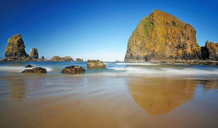 oregon coast top small towns cannon beach 12 pequeñas ciudades mejor calificadas en la costa de Oregón