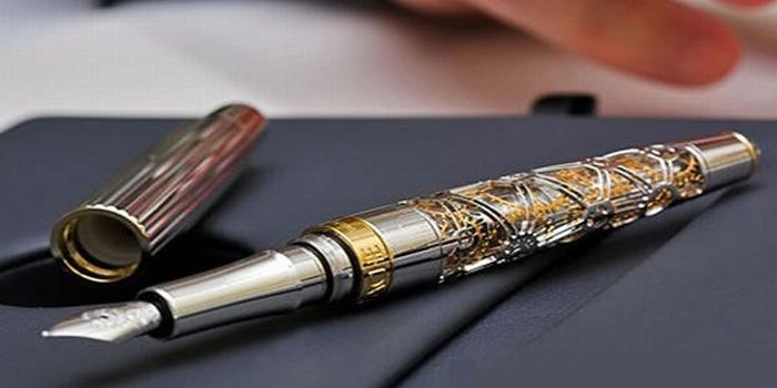 pen Las 10 plumas estilográficas más caras del mundo
