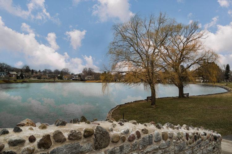 Parque del lago Onondaga