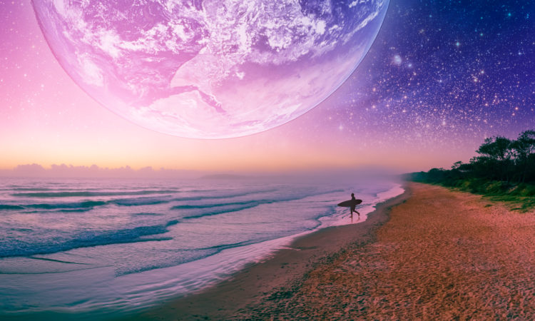Pasa tiempo en Starlight Beach