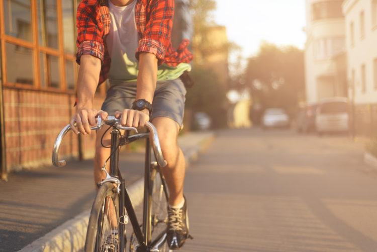 Da un paseo en bicicleta por Norfolk
