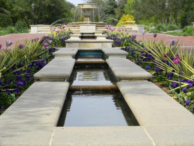 Jardín Botánico de Norfolk
