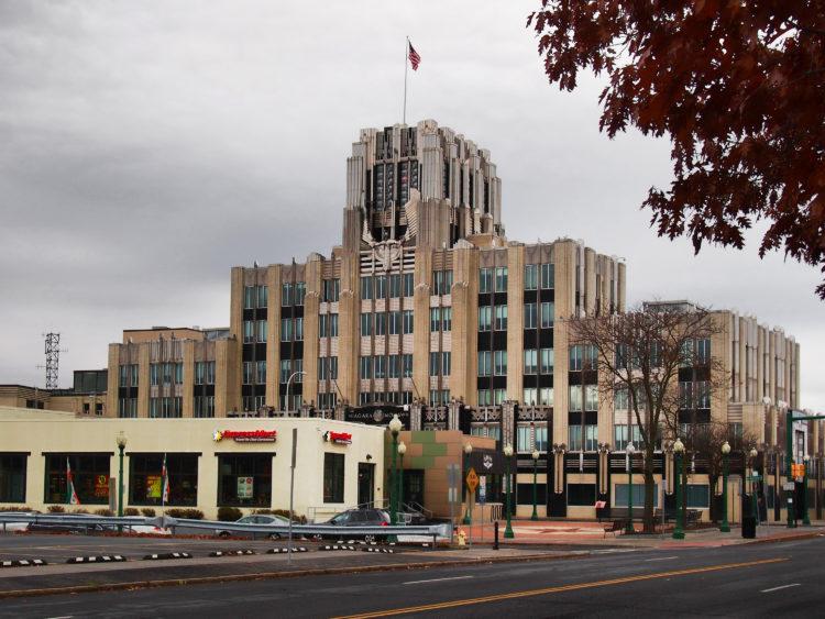 Edificio Niagara Mohawk