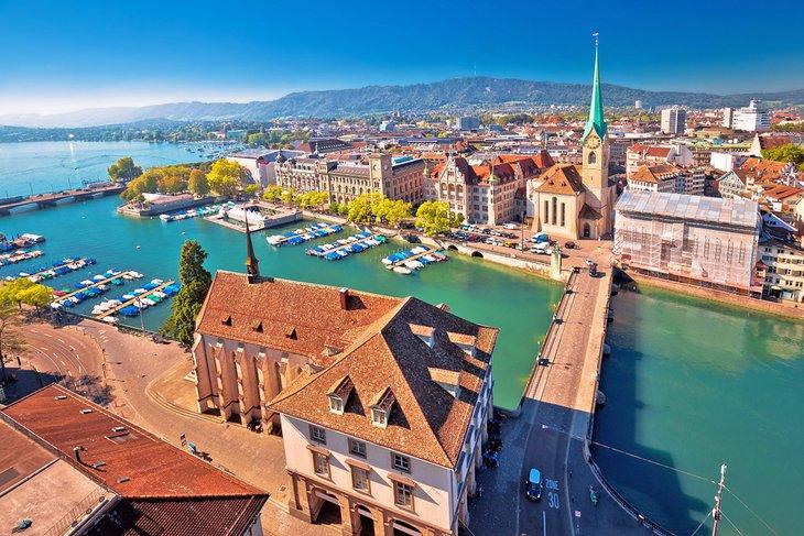 switzerland best cities zurich 11 mejores ciudades de Suiza