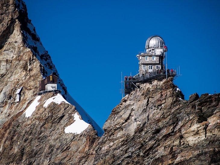 Jungfraujoch: la cima de Europa