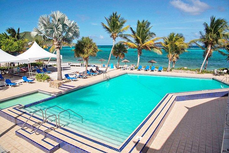us virgin islands best all inclusive resorts divi carina bay beach resort 4 mejores resorts todo incluido en las Islas Vírgenes de EE. UU.