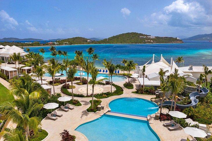 us virgin islands st thomas best resorts ritz carlton st thomas 10 mejores resorts en St. Thomas