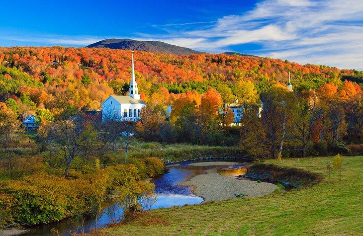 usa vermont stowe 16 atracciones y lugares para visitar mejor calificados en Vermont