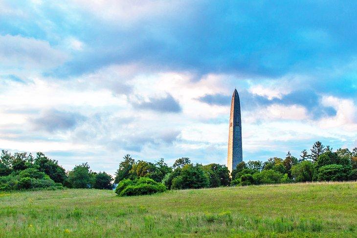 Monumento a la batalla de Bennington