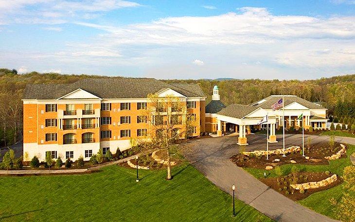 Fuente de la foto: The Resort at Glade Springs