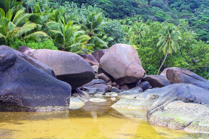 Isla Silhouette, Seychelles