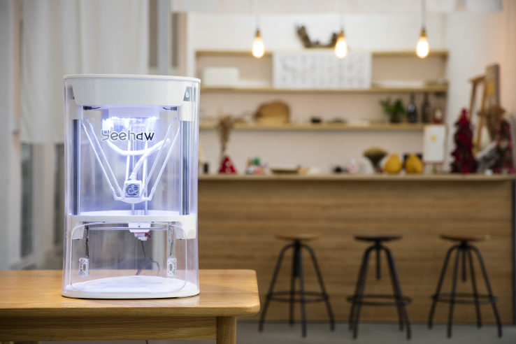 yeehaw1 La mejor impresora 3D para niños