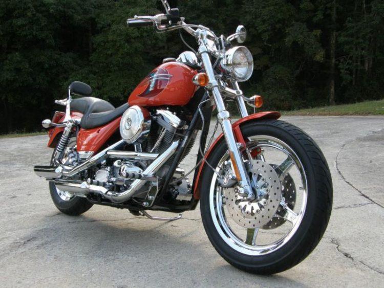 001 1 Los cinco mejores modelos de Harley Davidson de 2000 a 2010
