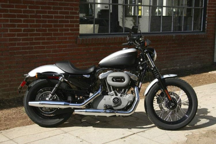 02xl1200n 04 Los cinco mejores modelos de Harley Davidson de 2000 a 2010