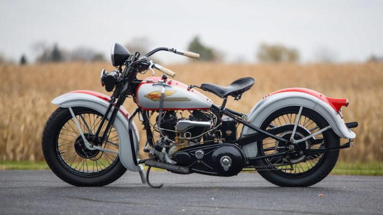 1 1509634756565 Los cinco mejores modelos de Harley-Davidson de la década de 1930