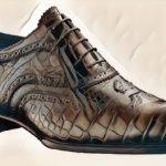 10000 Louis Vuitton Manhattan Richelieu Mens Shoes Una mirada más cercana a los zapatos para hombre Louis Vuitton Manhattan Richelieu de $ 10,000