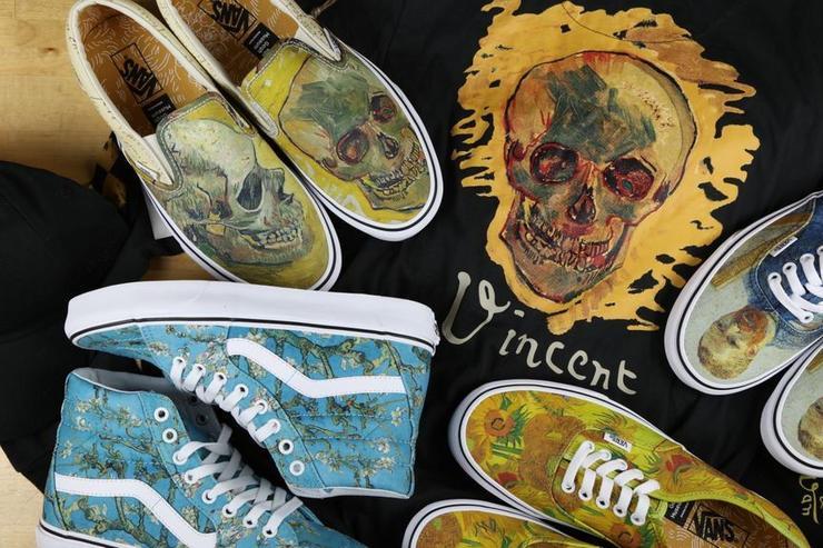 1533309348 82e3e3f96e50554485f1f81b4fed6e5c Una mirada más cercana a la colección Vans Van Gogh