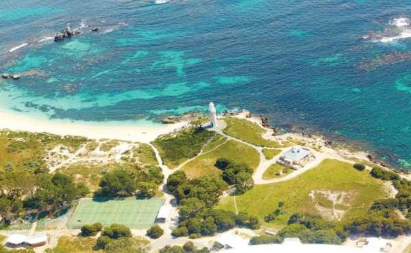 15532 rottnest aerial view Los 10 mejores hoteles que abren en todo el mundo en 2019