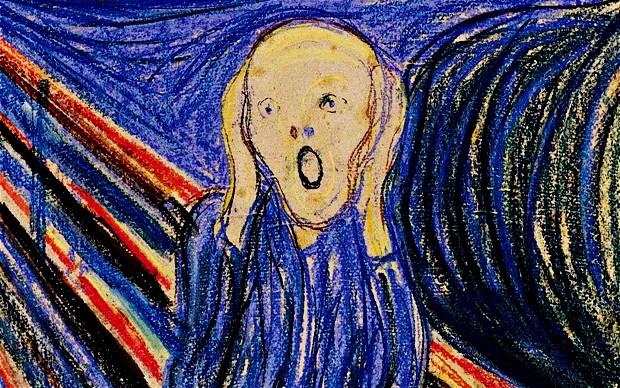 1633444408 274 Scream Las 10 pinturas más caras de todos los tiempos