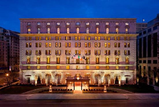 175763 l Los 10 mejores hoteles Starwood en los Estados Unidos