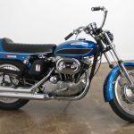 1971 harley sportster Una mirada más cercana a la Harley Davidson Sportster de 1971