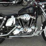 1978 Harley Davidson Sporster Una mirada más cercana a la Harley Sportster de 1978