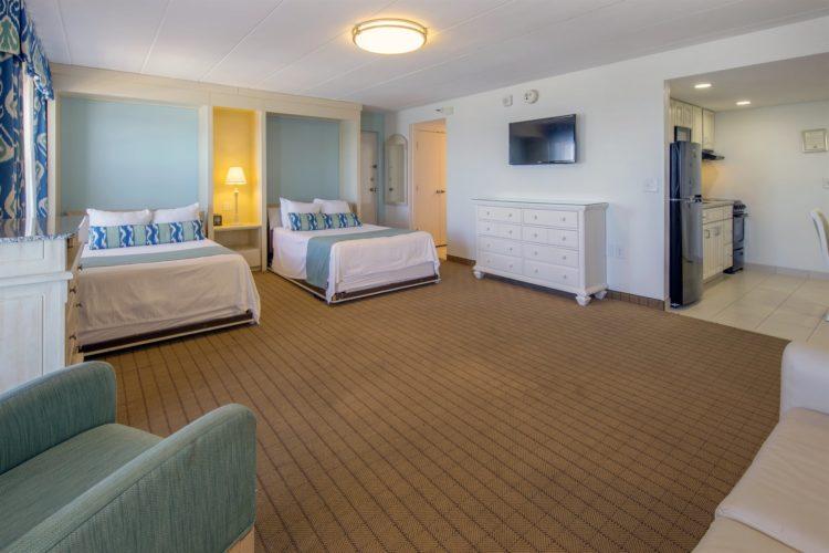 1Rm Suite Hotel Los cinco mejores hoteles en Ocean City, MD
