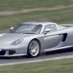 2006 Porsche Carrera GT Los cinco mejores neumáticos de coche de los que no has oído hablar
