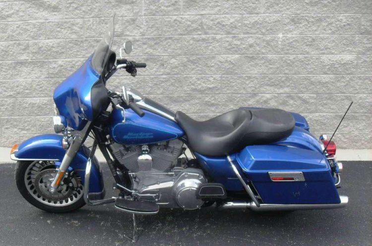 2009 harley davidson flht electra glide standard 84904 873 Los cinco mejores modelos de Harley Davidson de 2000 a 2010