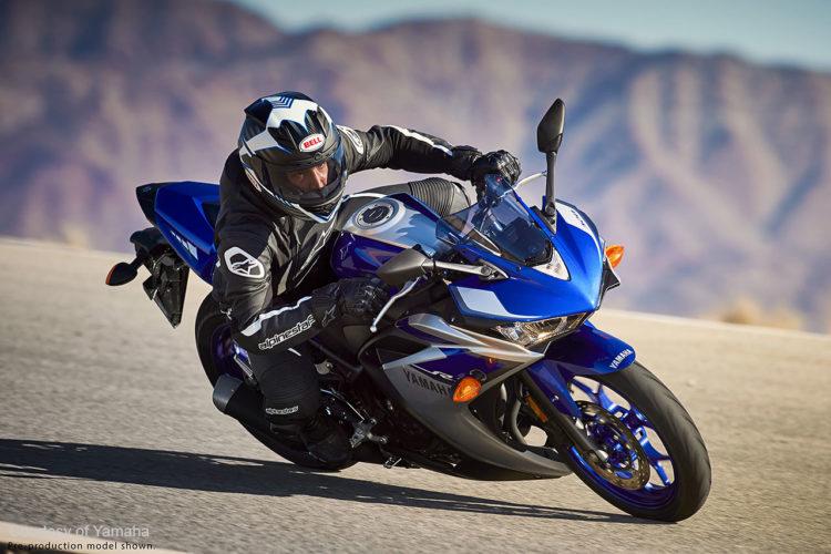 2015 Yamaha YZF R310 Las 10 mejores motos deportivas de los 90