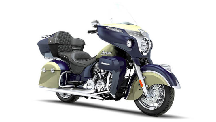 2016 Indian Motorcycle Roadmaster