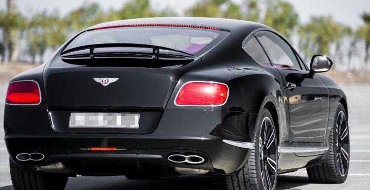 2017 Bentley Continental GT V83 Revisión del Bentley Continental GT V8 2017