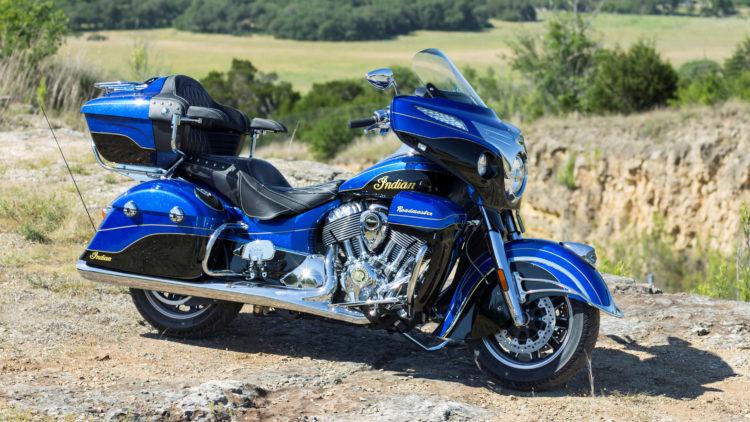 2017 Indian Motorcycle Roadmaster Elite