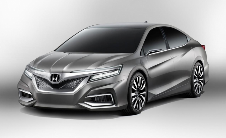 2018 Honda Accord Sedan Los 10 mejores sedanes deportivos para buscar en 2018