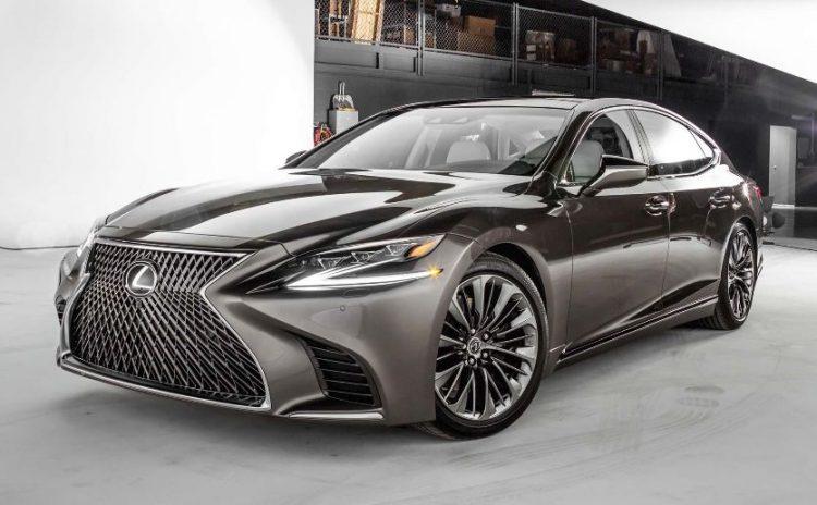 2018 Lexus LS Los 10 mejores sedanes deportivos para buscar en 2018