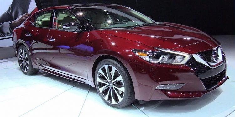 2018 Nissan Maxima Los 10 mejores sedanes deportivos para buscar en 2018