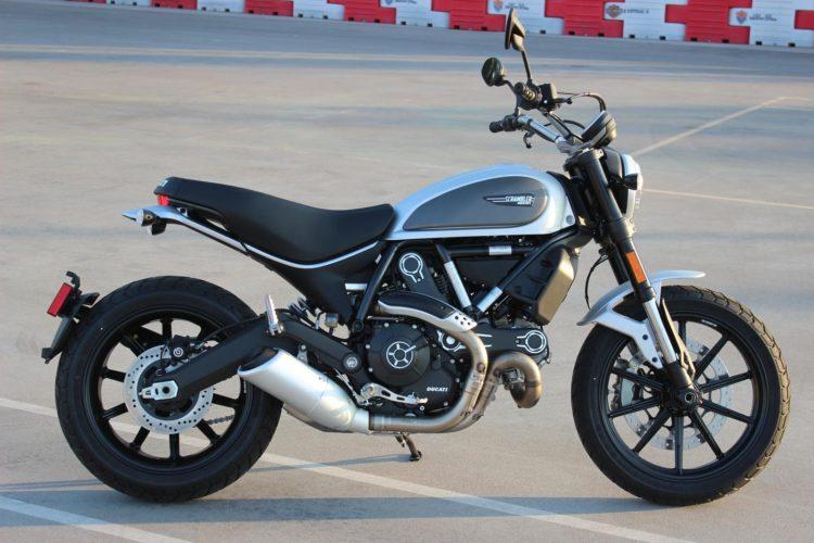 2018 ducati scramblericon 10 motocicletas geniales por menos de 10K en 2019