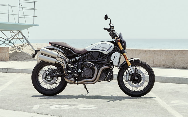 Motocicleta india 2019 FTR 1200