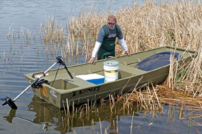 2019 Lund 1436L Jon Boat Los cinco mejores barcos de Lund Jon en el mercado hoy