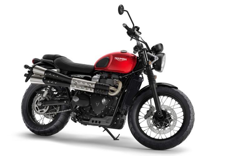 2019 Triumph Street Scrambler First Look motorcycle 8 Las cinco mejores motocicletas de aventura para montar en 2019