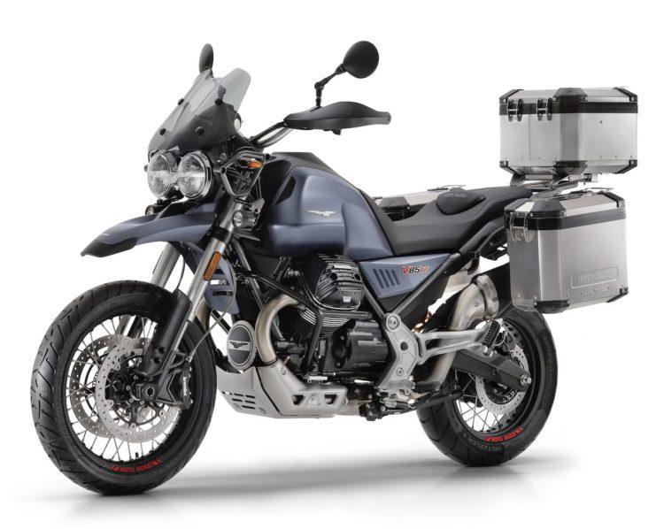2019 moto guzzi v85 tt first look america 9 Las cinco mejores motocicletas de aventura para montar en 2019