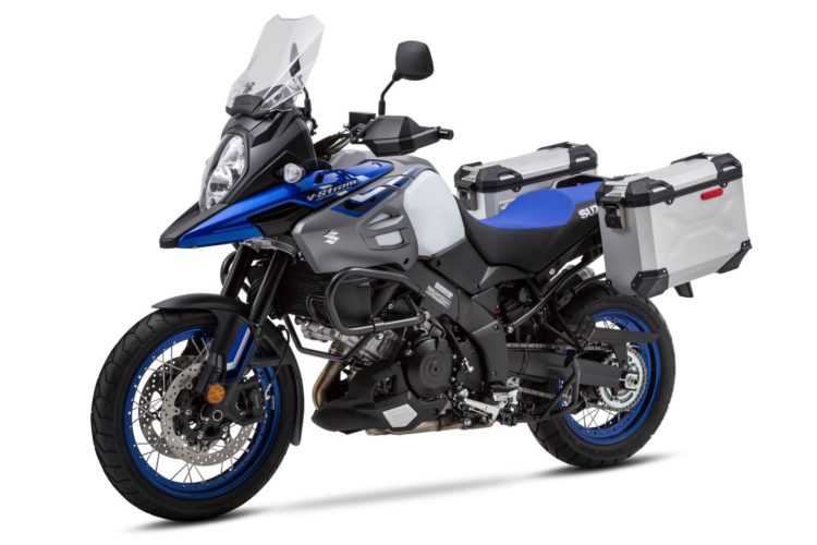 2019 suzuki v strom 1000xt adventure preview 3 Las cinco mejores motocicletas de aventura para montar en 2019