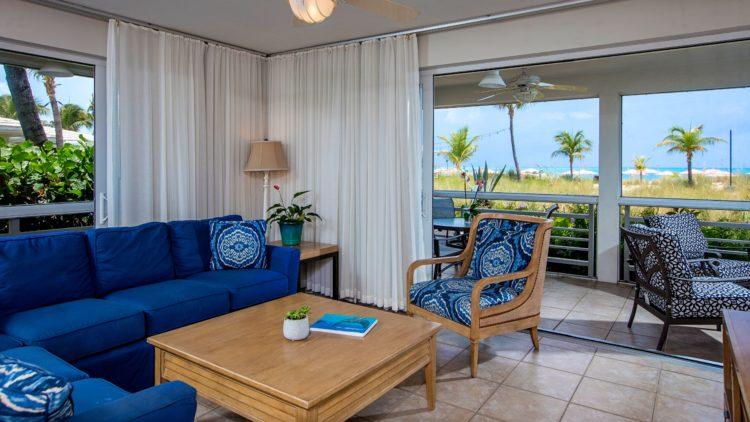 5. Ocean Club condo 5 razones para amar los Ocean Club Resorts, Islas Turcas y Caicos